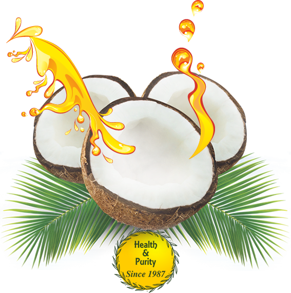 Pooram Coconut Oil